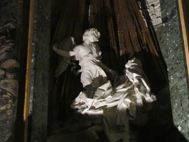 The Ecstasy of St. Teresa