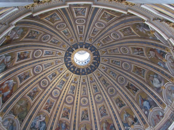 Cupola of St. Peter's Basilica