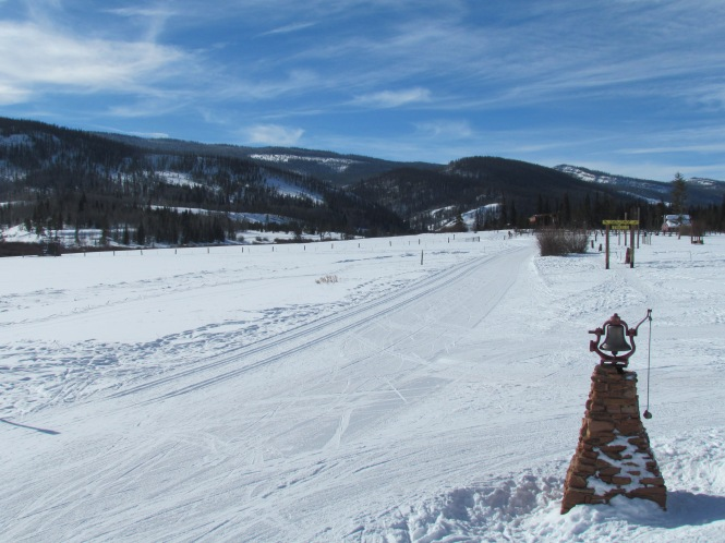 Snow Mountain Ranch, YMCA of the Rockies, near Granby, Colorado. Our preferred destination for Nordic Skiing.
