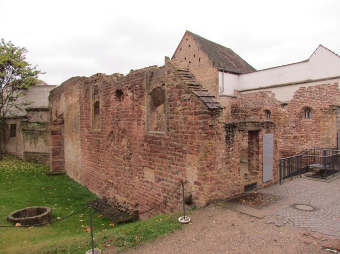 Ruins of Synagogue