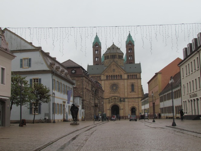 Maximilianstraße with Cathedral