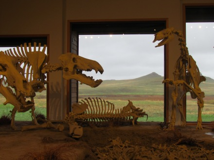 Agate Fossil Beds Visitor Center