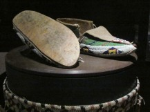 Red Cloud's moccasins