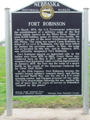 History of Fort Robinson