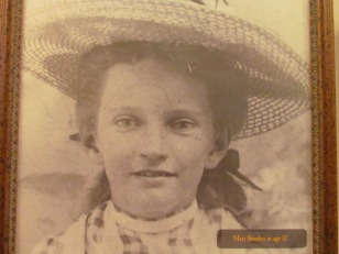 Mari Sandoz at age 12