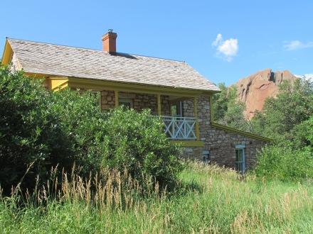 Henry's Stone House