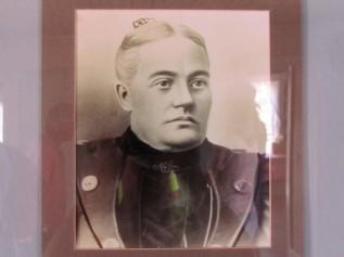 Adeline Hornbek's portrait