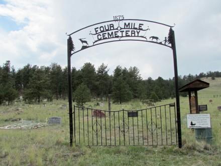 Florissant Four Mile Cemetery