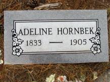 Her gravestone