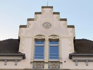 Gründerzeit facade