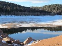 Reservoir reflections