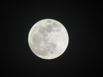 Super Wolf Moon January 2019