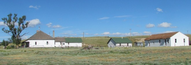 Buffalo Peaks Ranch Buildiungs