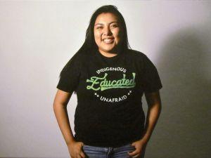 Taylor Lucero, Student, Laguna Pueblo